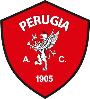 Escudo de A.C. PERUGIA (ITALIA)