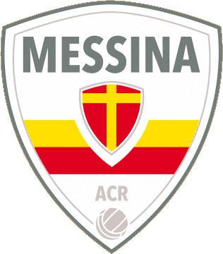 Escudo de A.C.R. MESINA (2) (ITALIA)