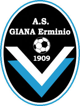 Escudo de A.S. GIANA ERMINIO (ITALIA)