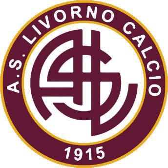 Escudo de A.S. LIVORNO CALCIO (ITALIA)