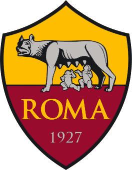 Escudo de A.S. ROMA (ITALIA)