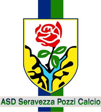 Escudo de A.S.D. SERAVEZZA POZZI C. (ITALIA)