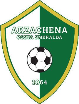 Escudo de ARZACHENA COSTA SMERALDA (ITALIA)