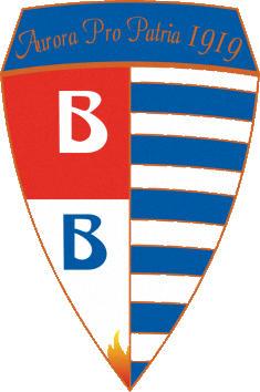 Escudo de AURORA PRO PATRIA 1919 (ITALIA)
