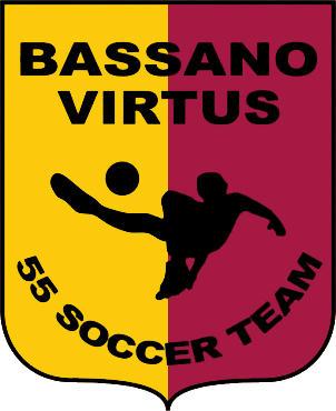 Escudo de BASSANO VIRTUS 55 ST (ITALIA)