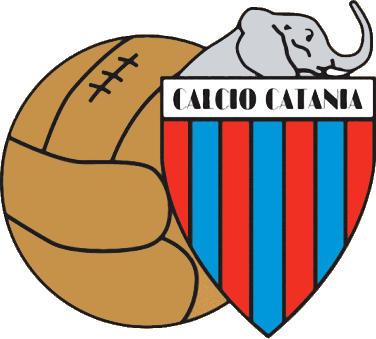 Escudo de CALCIO CATANIA (ITALIA)