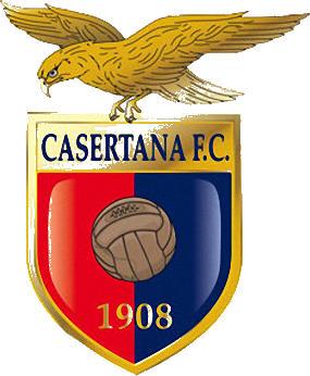 Escudo de CASERTANA F.C. (ITALIA)