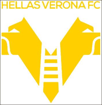 Escudo de HELLAS VERONA F.C. (ITALIA)