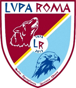 Escudo de LUPA ROMA F.C. (ITALIA)