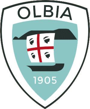Escudo de OLBIA CALCIO 1905 (ITALIA)