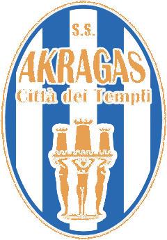 Escudo de S.S. AKRAGAS (ITALIA)