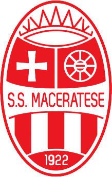 Escudo de S.S. MACERATESE (ITALIA)