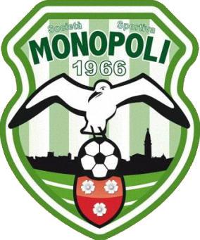 Escudo de S.S. MONOPOLI (ITALIA)