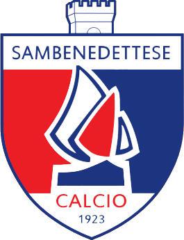 Escudo de S.S. SAMBENEDETTESE (ITALIA)