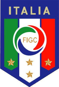 Escudo de SELECCIÓN DE ITALIA (ITALIA)
