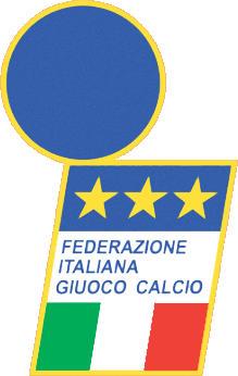 Escudo de SELECCIÓN ITALIANA. (ITALIA)