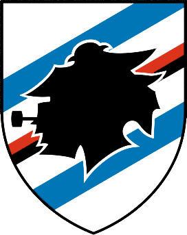 Escudo de U.C. SAMPDORIA (ITALIA)