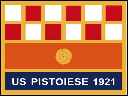 Escudo de U.S PISTOIESE (ITALIA)