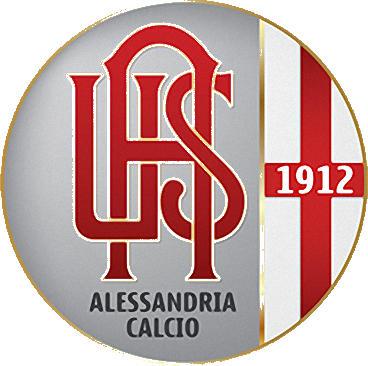 Escudo de U.S. ALESSANDRIA CALCIA (ITALIA)