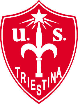 Escudo de U.S. TRIESTINA (ITALIA)