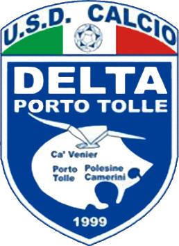 Escudo de U.S.D. CALCIO DELTA PORTO TOLLE (ITALIA)