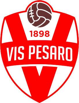 Escudo de VIS PESARO 1898 (ITALIA)