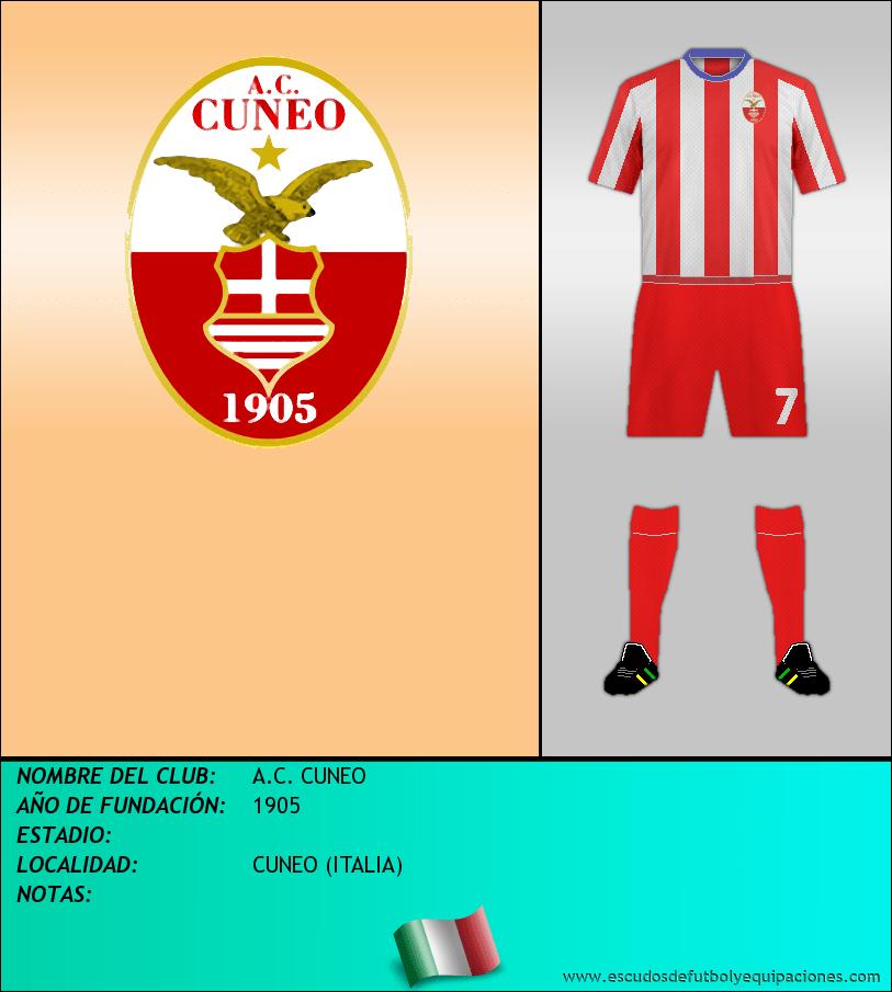 Escudo de A.C. CUNEO