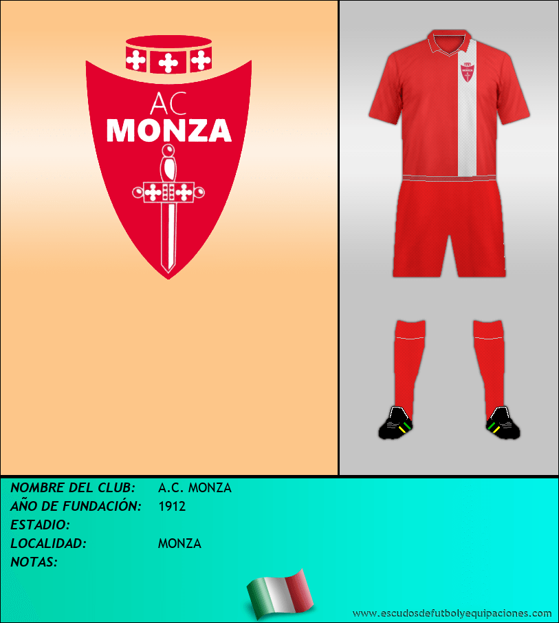 Escudo de A.C. MONZA