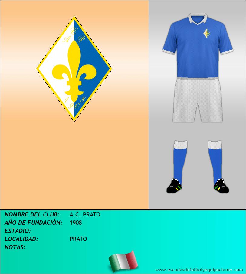 Escudo de A.C. PRATO