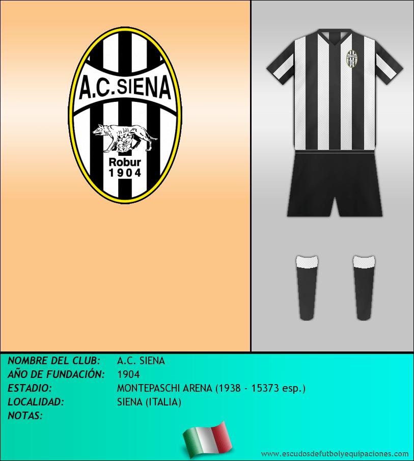 Escudo de A.C. SIENA