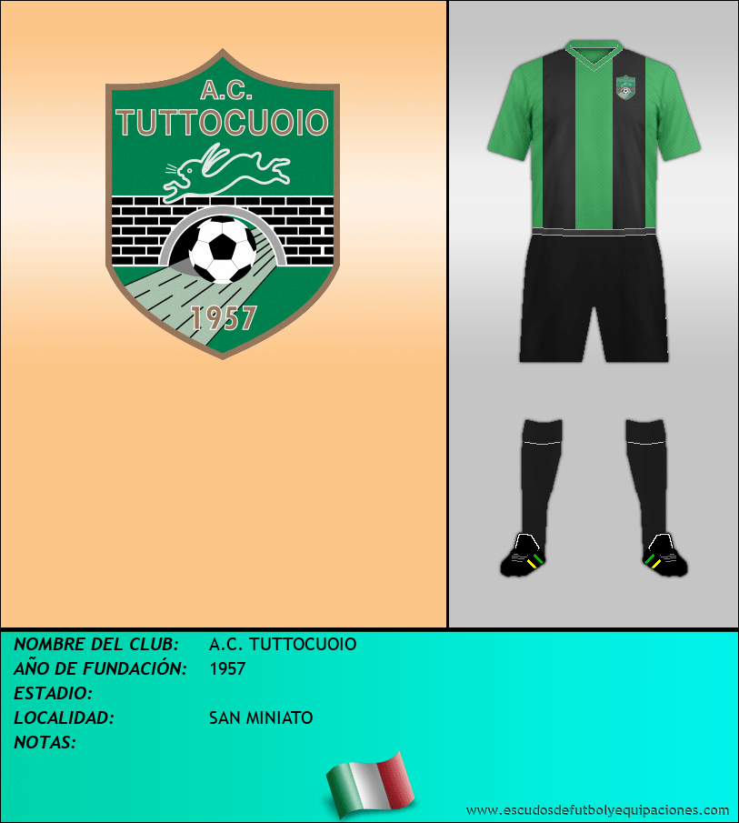 Escudo de A.C. TUTTOCUOIO