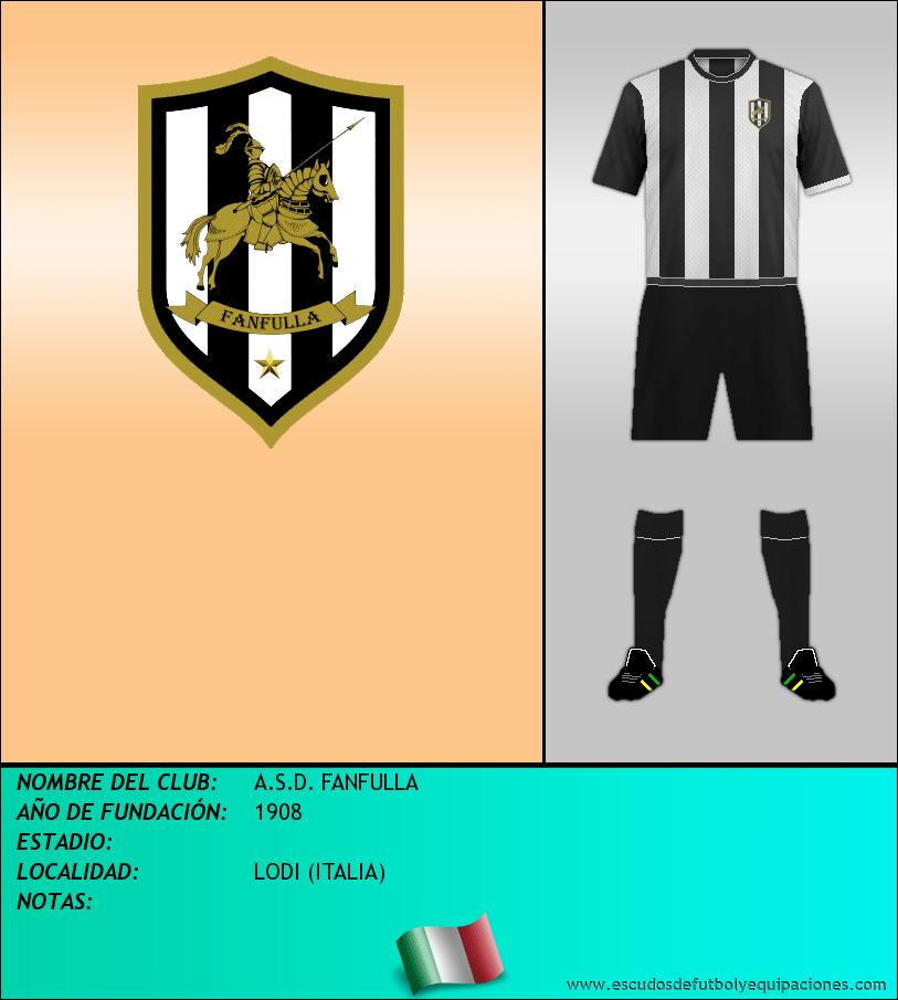 Escudo de A.S.D. FANFULLA