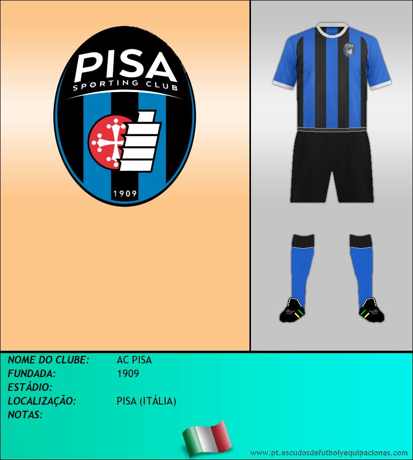 Escudo de AC PISA