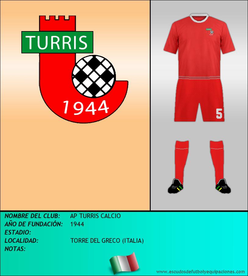 Escudo de AP TURRIS CALCIO