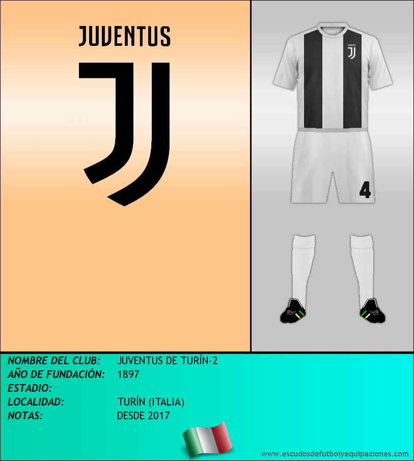 Escudo de JUVENTUS DE TURÍN-2