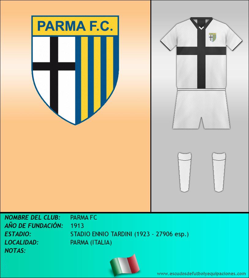 Escudo de PARMA FC