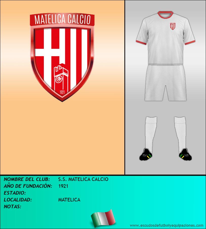 Escudo de S.S. MATELICA CALCIO