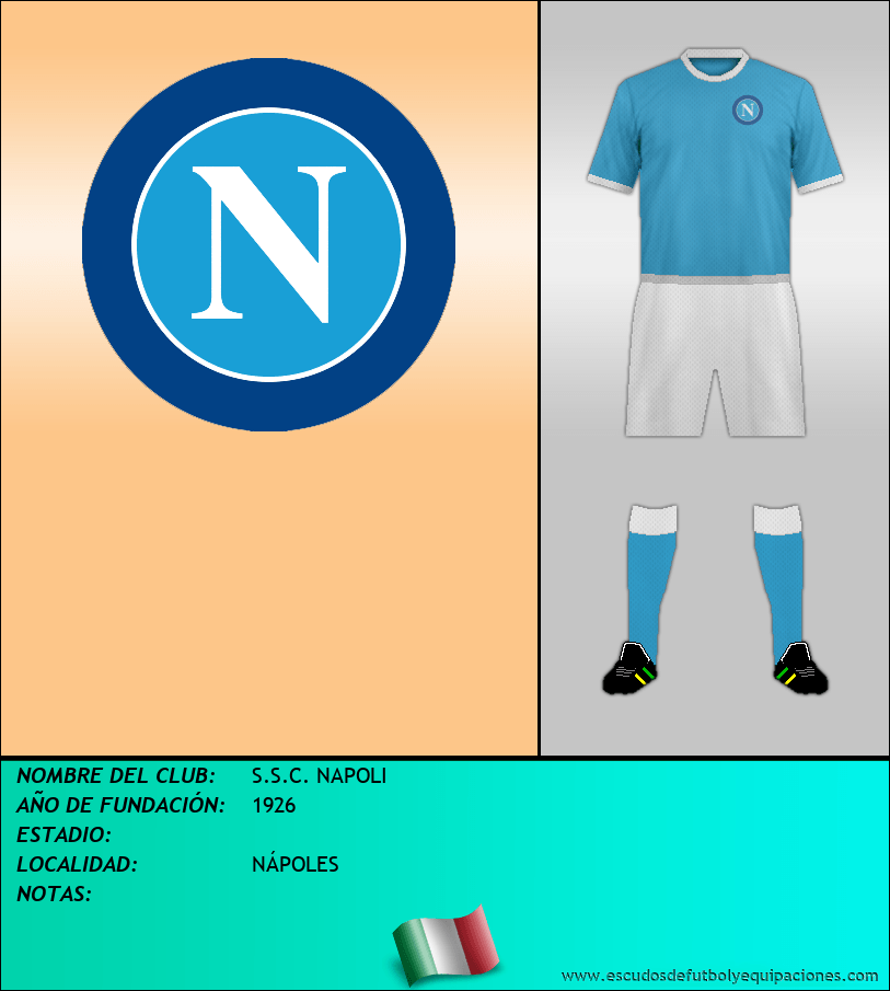 Escudo de S.S.C. NAPOLI