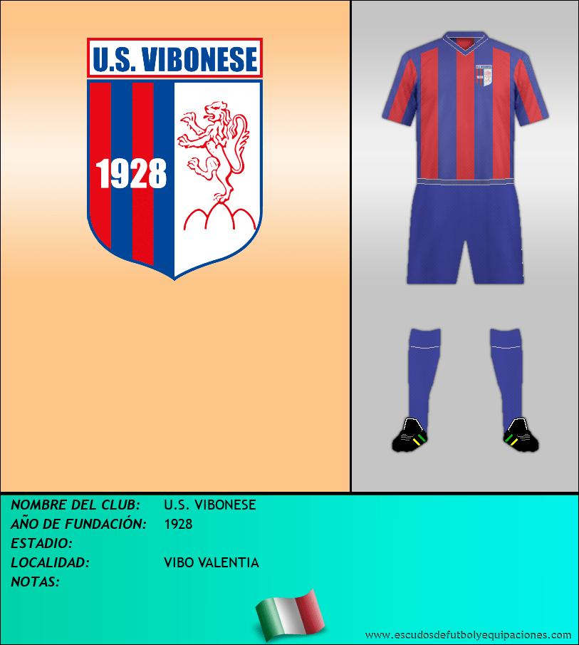 Escudo de U.S. VIBONESE