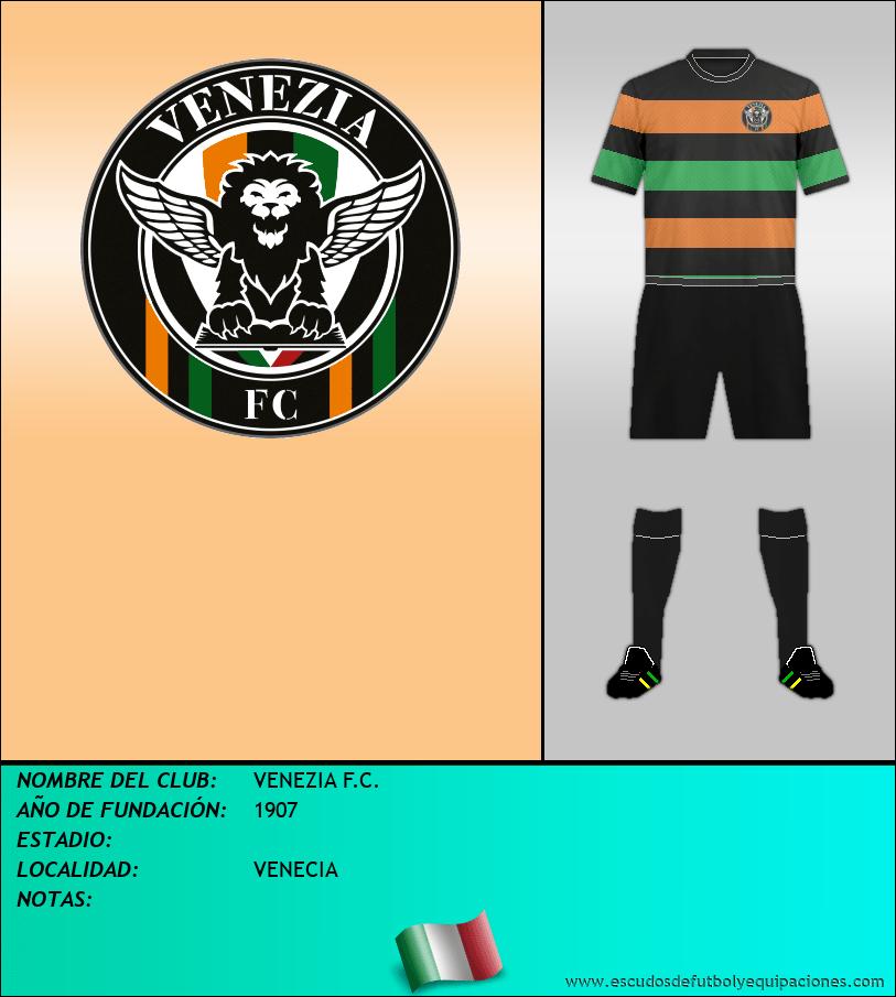 Escudo de VENEZIA F.C.