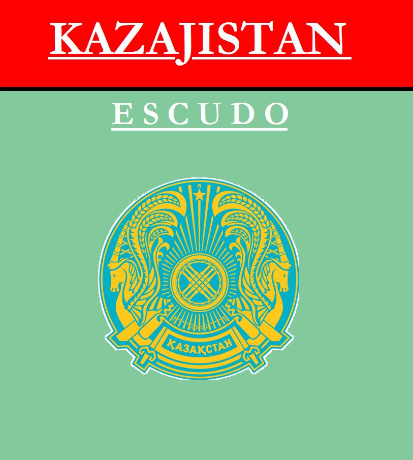Escudo de ESCUDO DE KAZAJISTÁN
