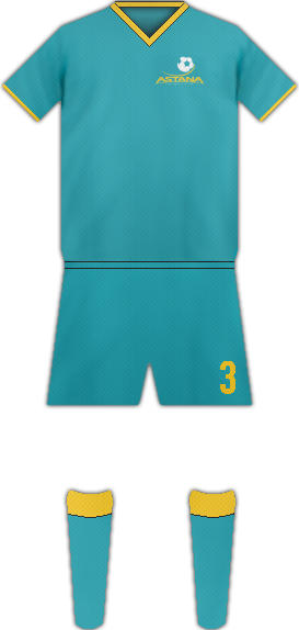 Equipación FC ASTANA (2)