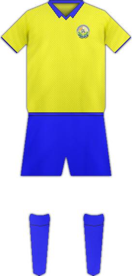 Equipación FC ATYRAU