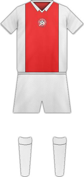 Equipación FC KAISAR