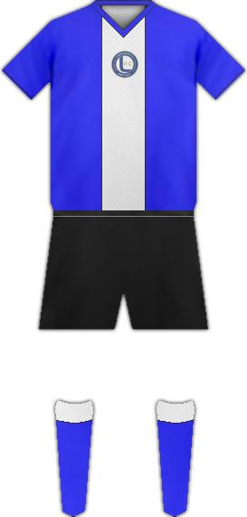 Equipación FC LOKOMOTIV
