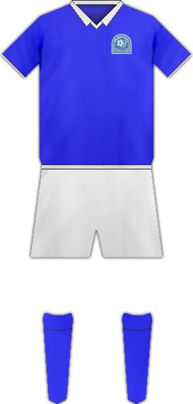 Equipación FC OKZHETPES