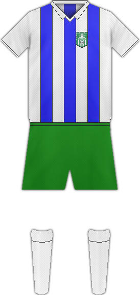 Equipación FC TARAZ