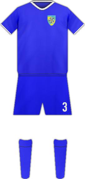 Equipación FC ZHETYSU