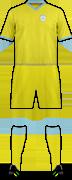 Equipación FC ASTANA