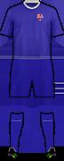 Equipación FK AKZHAYIK ORAL